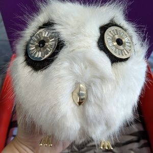 Kate Spade Furry Owl Purse
